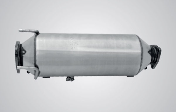 DPF IVECO DAYLI